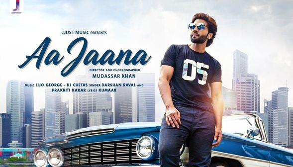 Aa Jaana Lyrics Darshan Raval