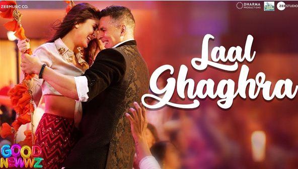 Laal Ghaghra Lyrics in Hindi