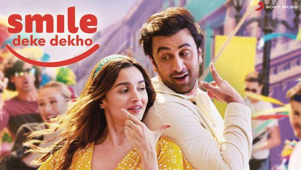 Smile Deke Dekho lyrics in hindi Sunidhi Chauhan