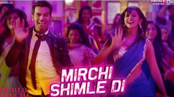 Mirchi Shimle Di Lyrics in Hindi Shimla Mirch