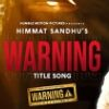 WARNING Lyrics in Hindi