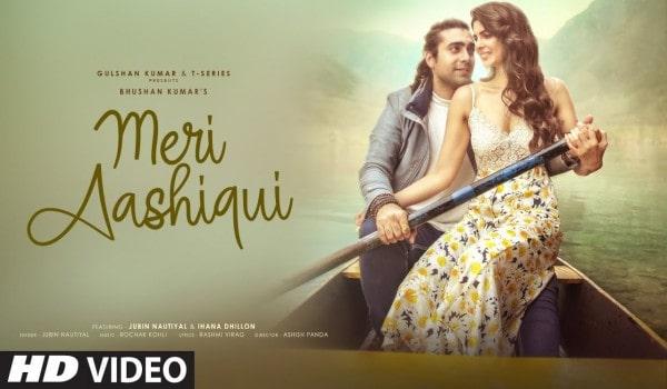Jubin Nautiyal - Meri Aashiqui Lyrics in Hindi