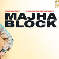 Majha Block Lyrics in Hindi