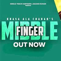 Middle Finger Rakhi lyrics Khasa Aala Chahar