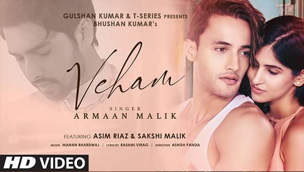 Tu mera hai yeh Veham Rehne de Lyrics Armaan Malik