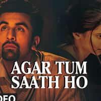 Agar Tum Saath ho Lyrics in Hindi