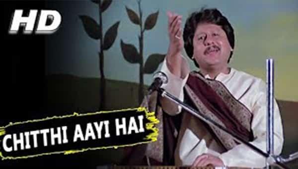 Chitthi Aayi Hai Lyrics