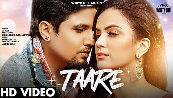 Taare Lyrics A Kay