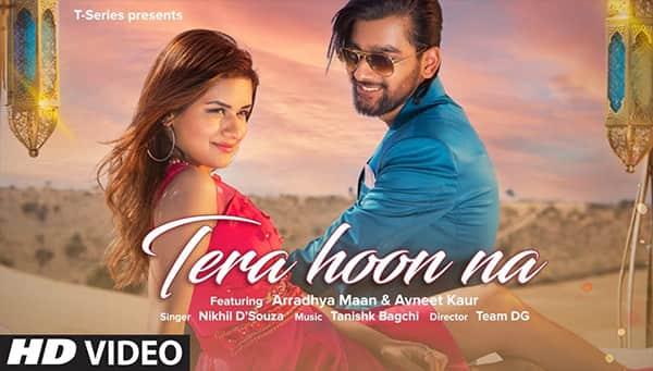 Tera Hoon Na Lyrics Nikhil DSouza
