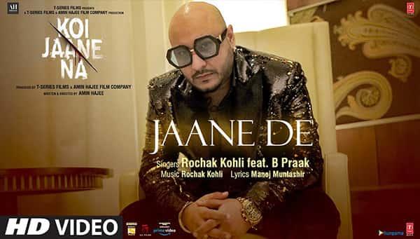 Jaane De Lyrics B Praak