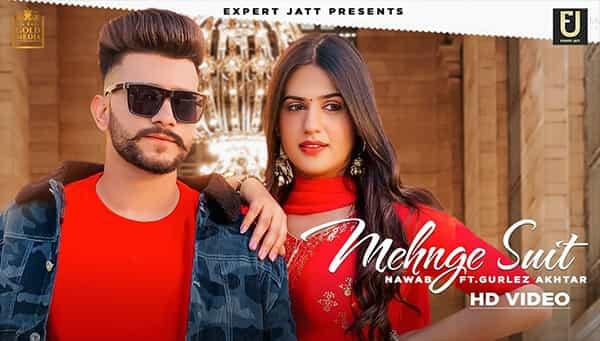 Mehnge Suit Lyrics Nawab