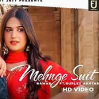Mehnge Suit Lyrics in Hindi