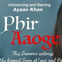 Phir Aaoge Lyrics in Hindi
