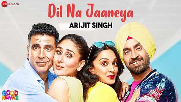 Dil Na Jaaneya lyrics Arijit Singh