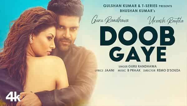 Doob Gaye Lyrics Guru Randhawa