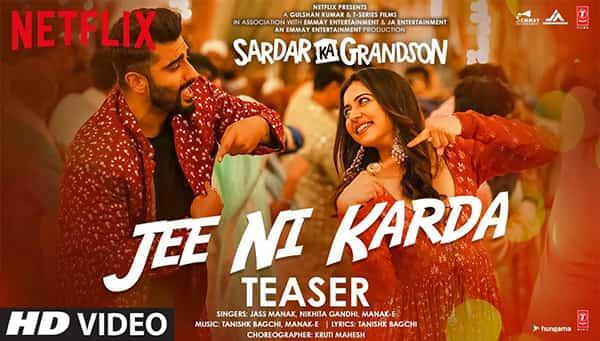 dhoor Jaan Nu Jee Ni Karda Lyrics Sardar Ka Grandson