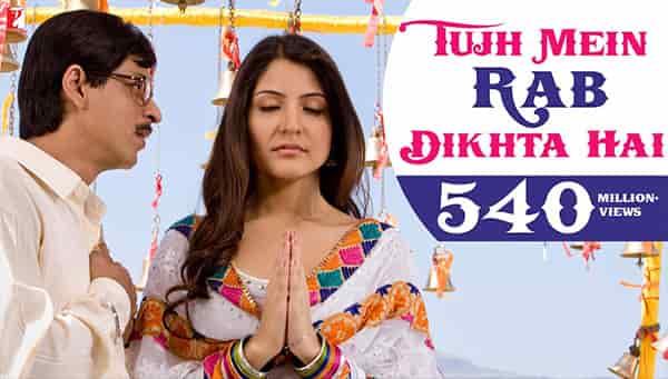 Tujhme Rab Dikhta Hai Lyrics