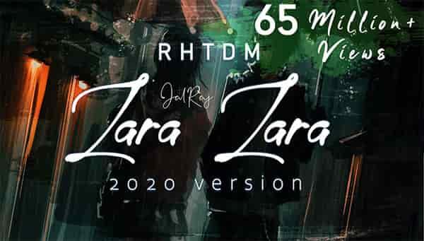 Zara Zara Lyrics Male Version